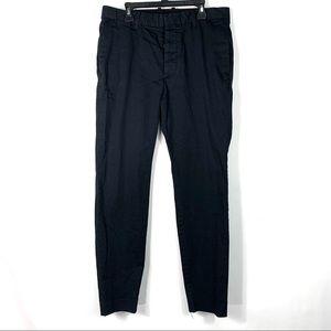 Allsaints Mens Chino Khaki Pants Trousers Size 30